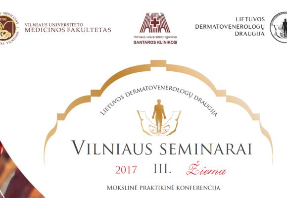 """Clinic In dalyvavo """"Vilniaus seminaruose"""""""